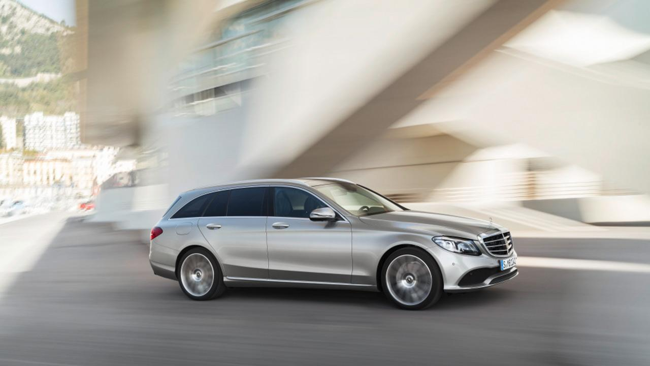 Mercedes-AMG C 43 4MATIC T-Modell - Highspeed
