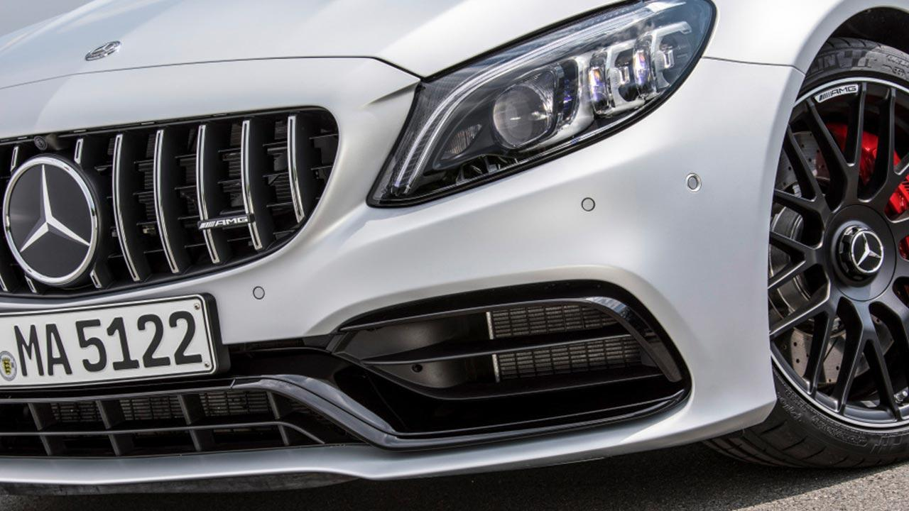Mercedes-AMG C 63 T-Modell - Kühlergrill