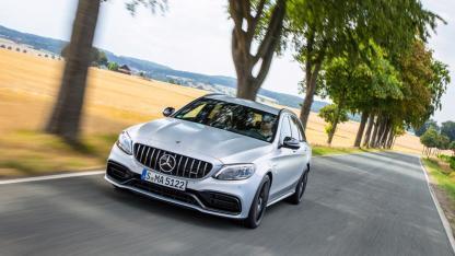 Mercedes-AMG C 63 T-Modell