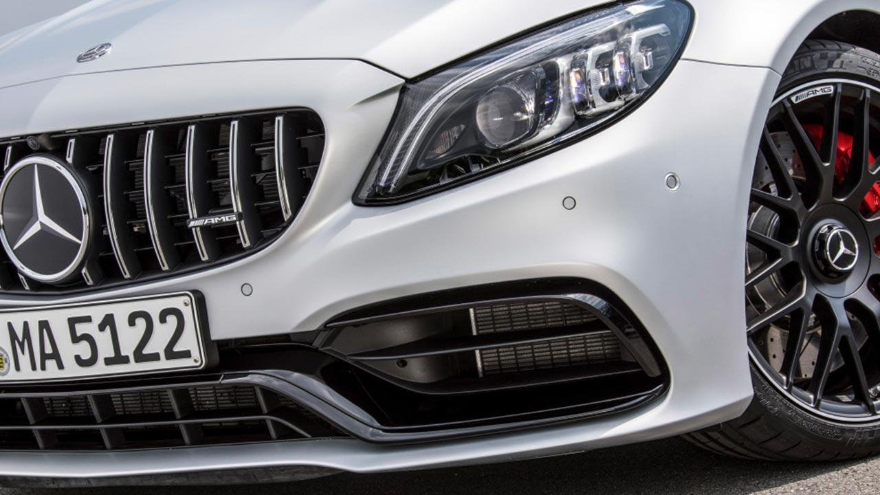 Mercedes-AMG C 63 S T-Modell - Kühlergrill