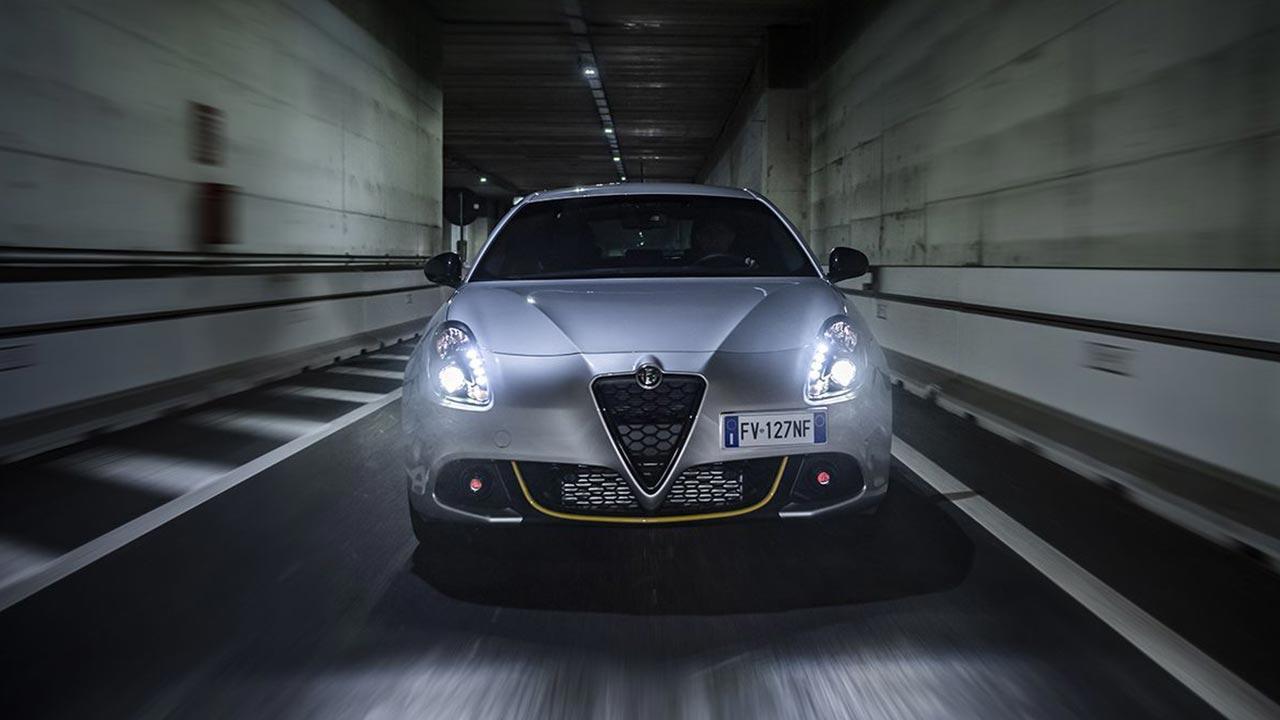 Alfa Romeo Giulietta - Frontansicht