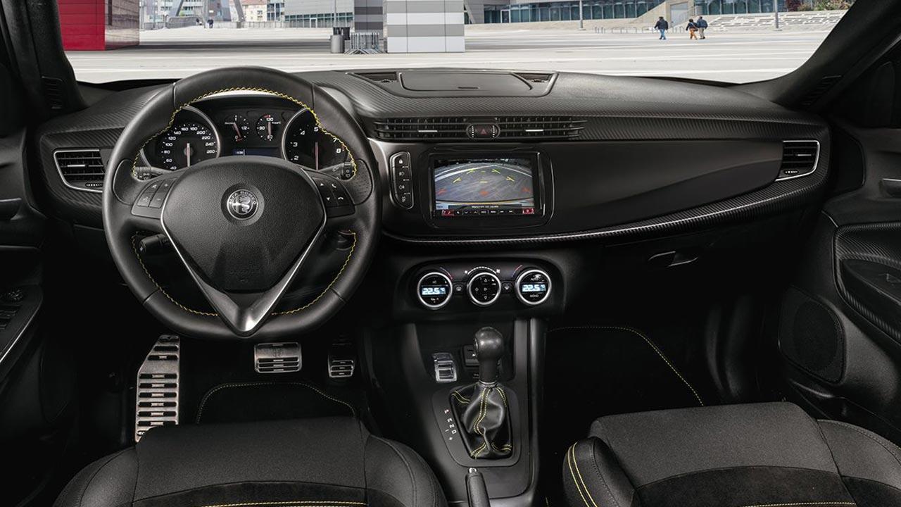 Alfa Romeo Giulietta - Cockpit