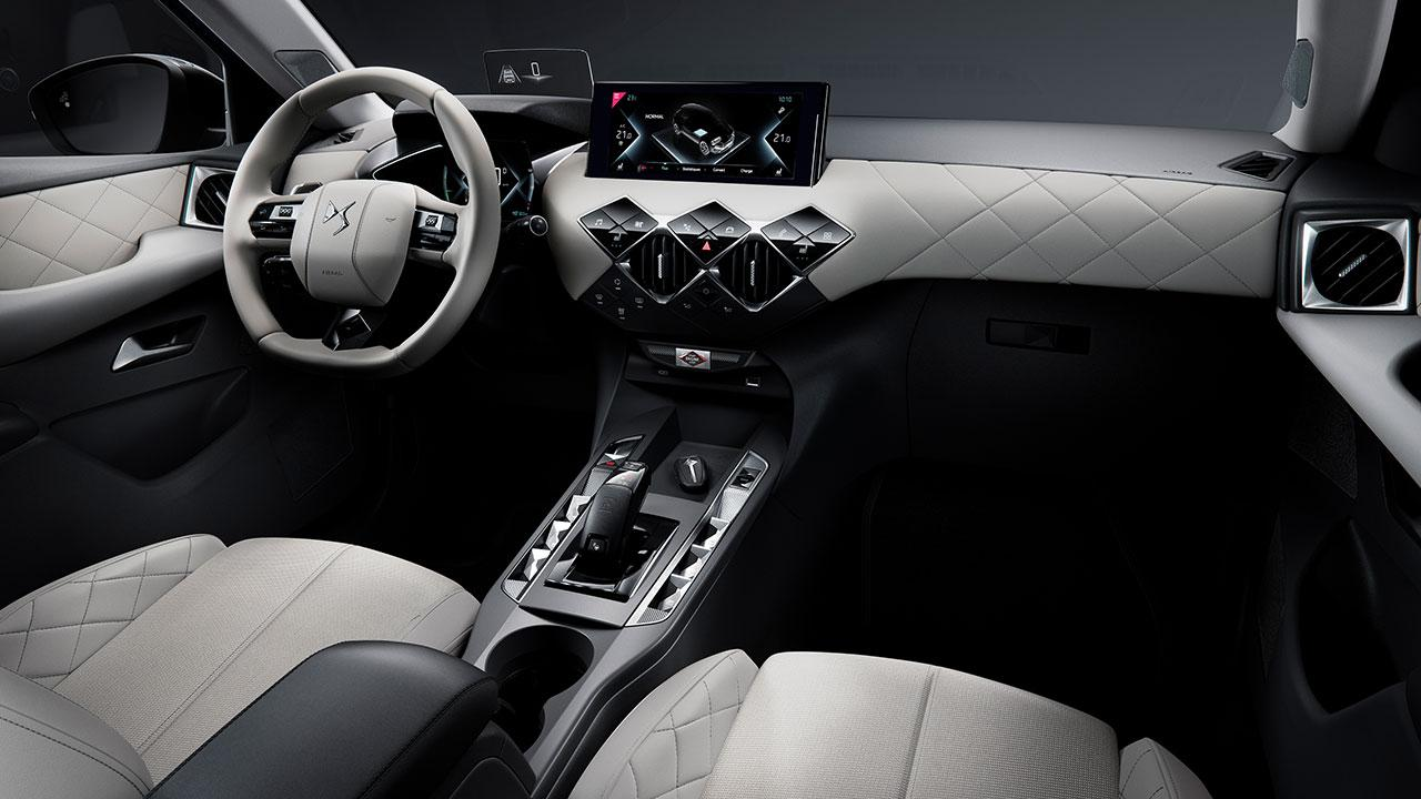DS Automobiles DS 3 Crossback - Cockpit