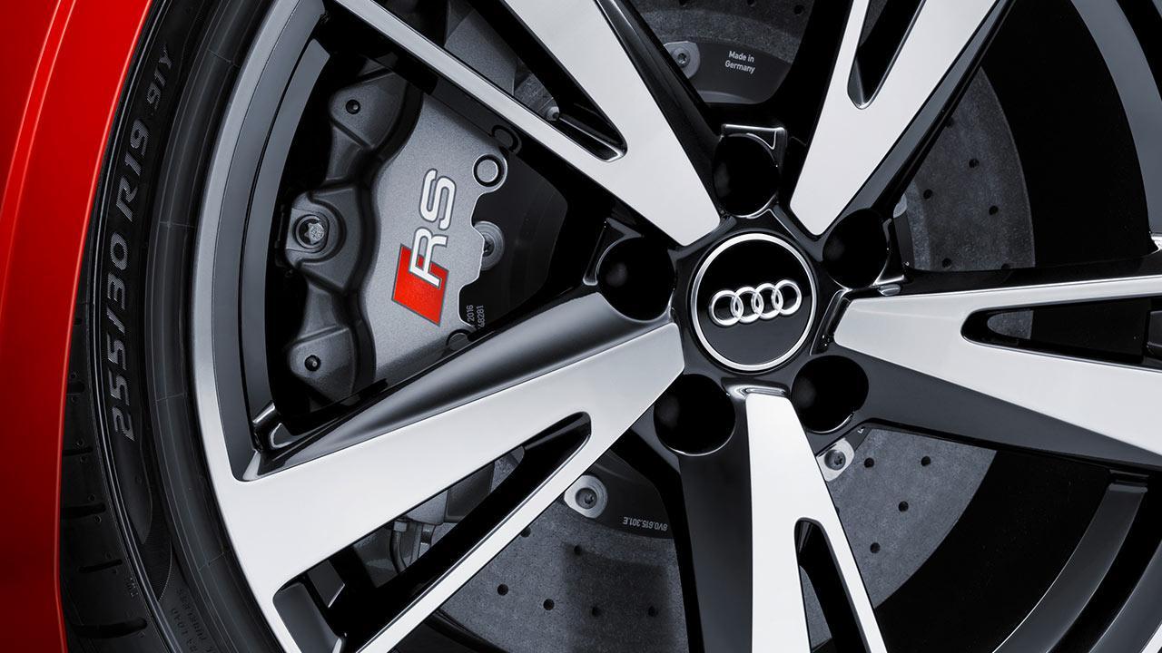 Audi RS 3 Limousine 2017 - Felge & Bremssattel