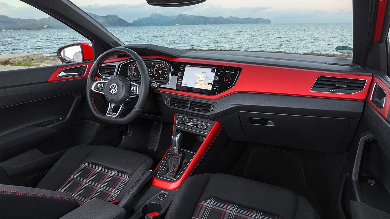 Volkswagen Polo GTI - Cockpit