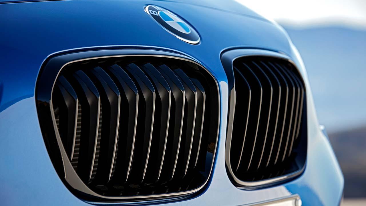 BMW 1er - Kühlergrill