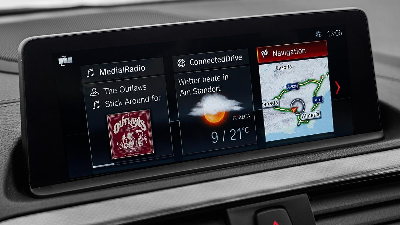 BMW 1er - Bordcomputer