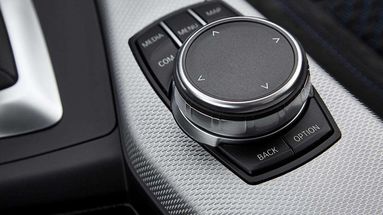 BMW 1er - Steuerung