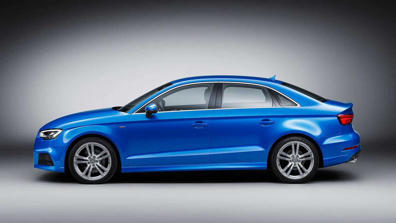 Audi A3 Limousine - Seitenansicht