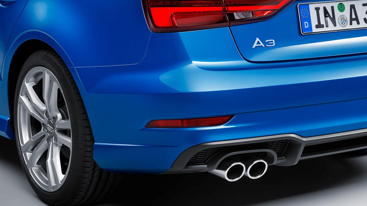 Audi A3 Limousine - Heckschürze