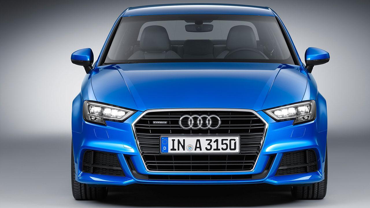 Audi A3 Limousine - Frontansicht