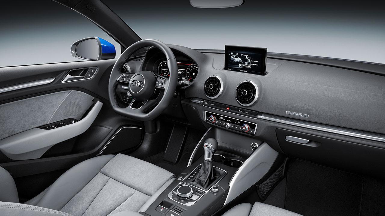 Audi A3 Limousine - Cockpit