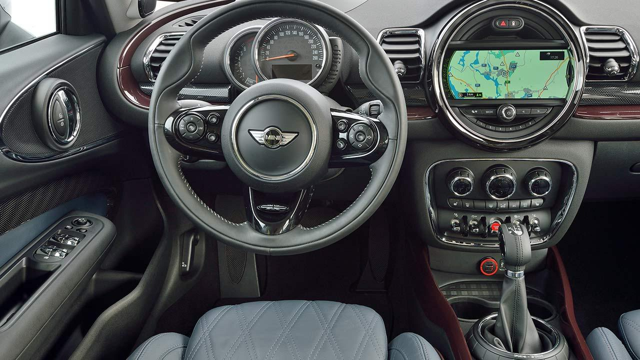 Mini Clubman - Cockpit