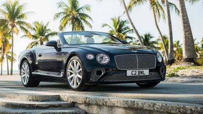 Bentley NEW Continental GT V8 Convertible