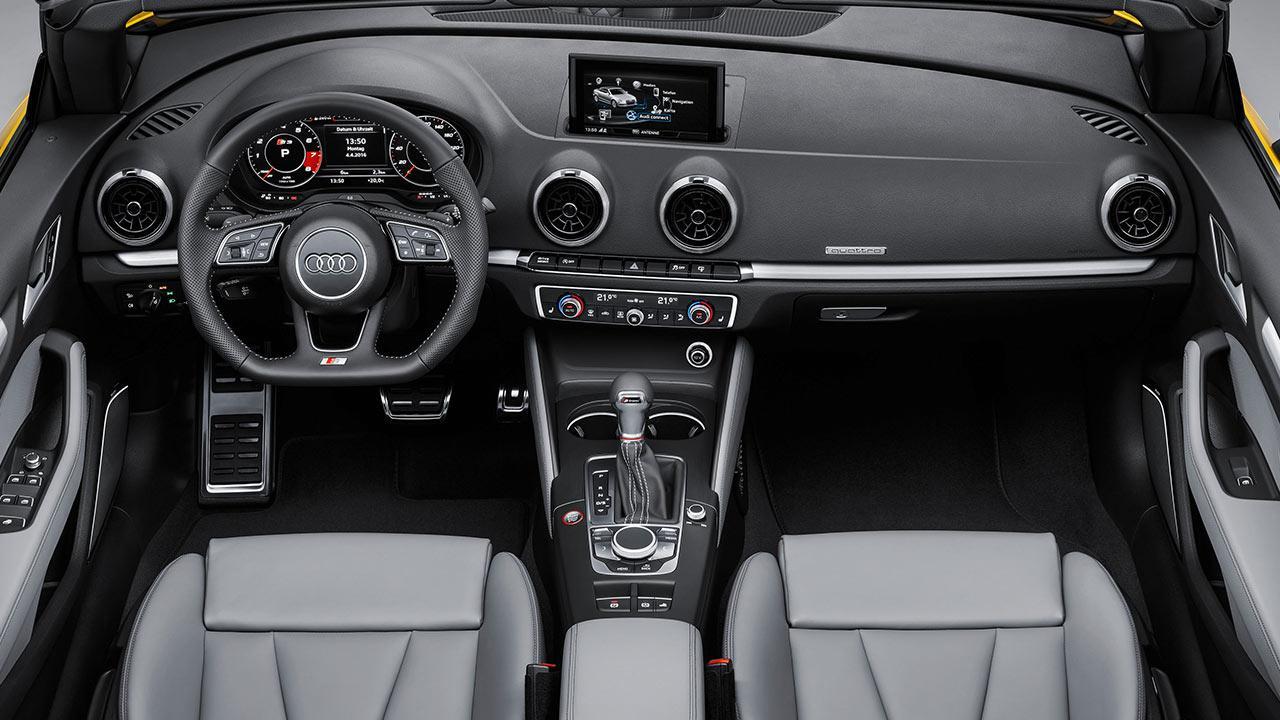 Audi S3 Cabriolet (2019) - Cockpit