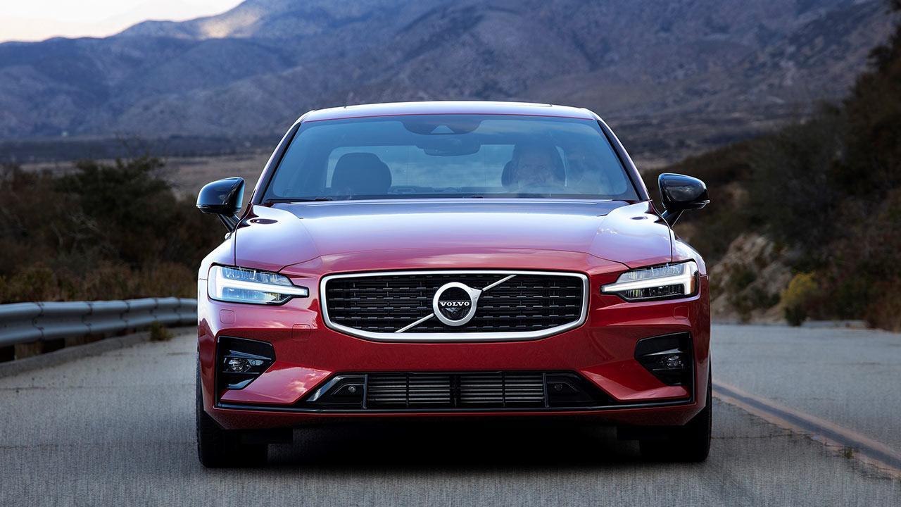Volvo S60 - Frontansicht