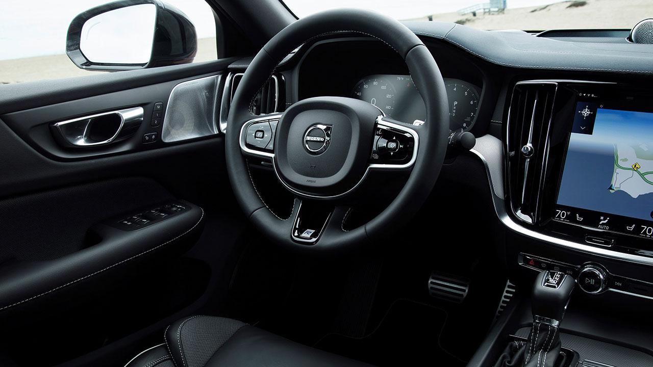 Volvo S60 - Cockpit