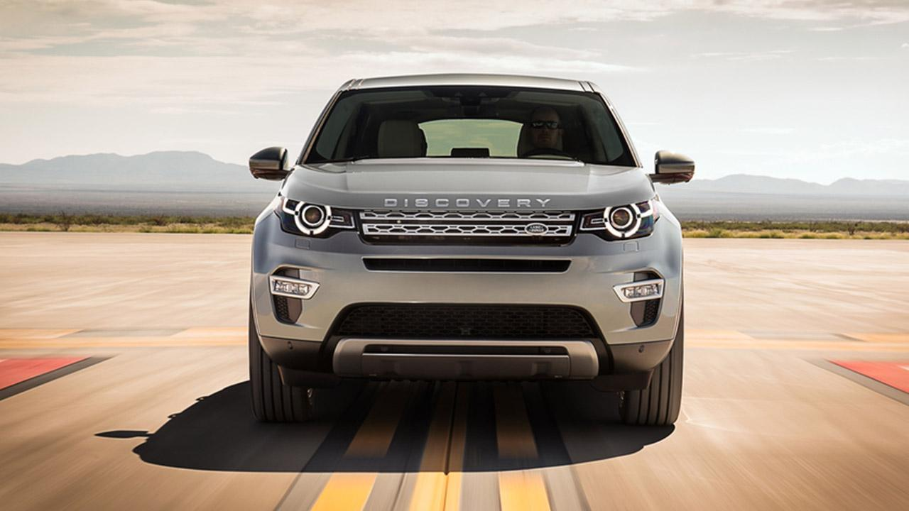 Land Rover Discovery Sport - Frontansicht