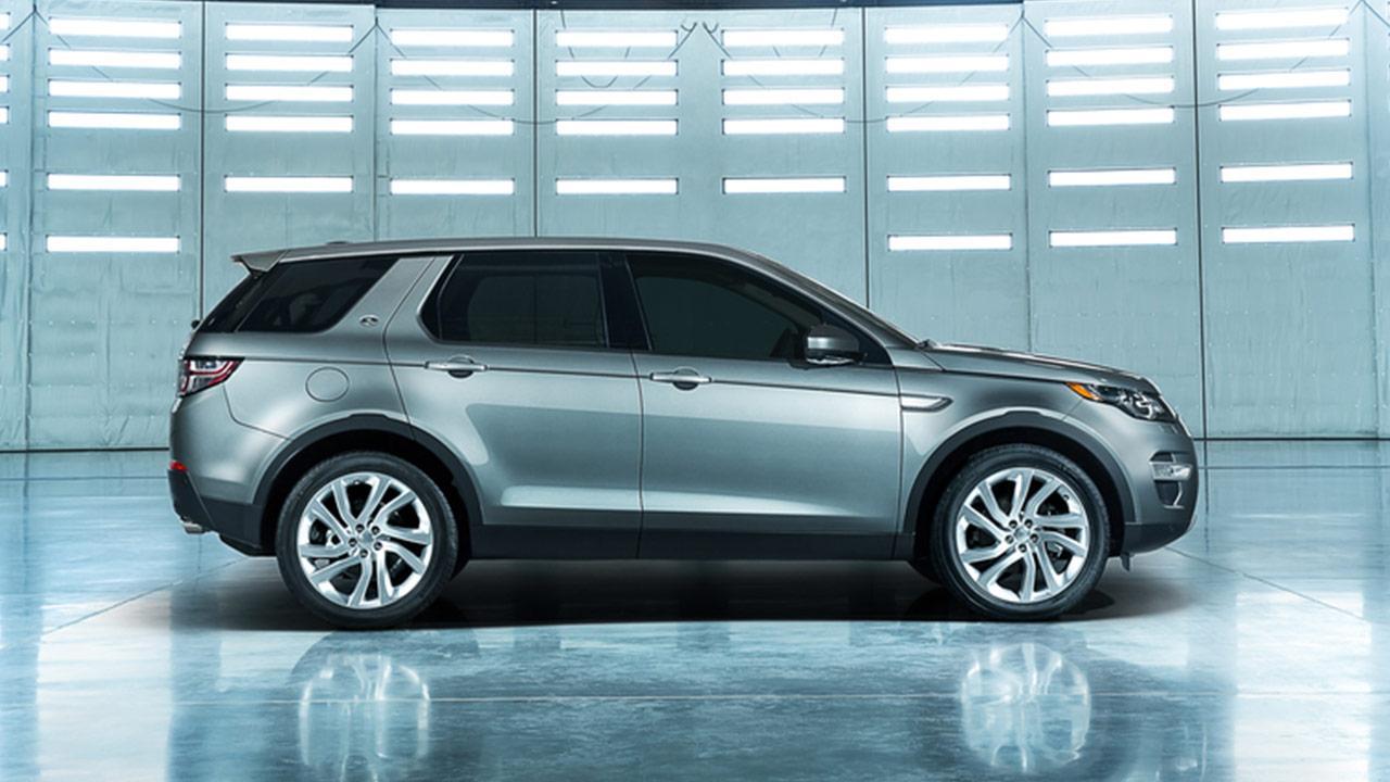 Land Rover Discovery Sport - Seitenansicht