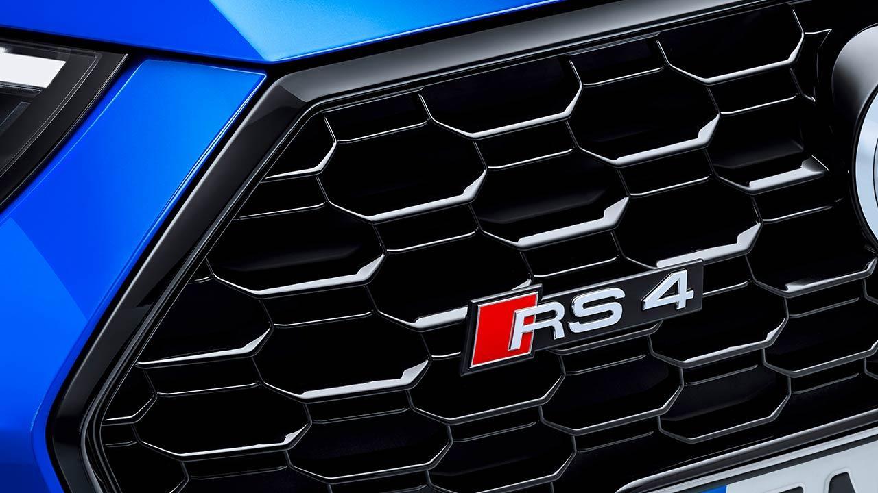 Audi RS 4 Avant 2017 - Kühler