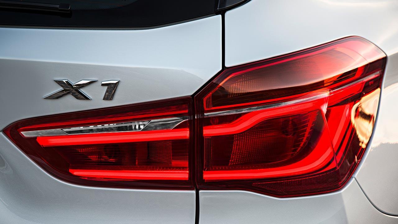 BMW X1 - Hecklicht