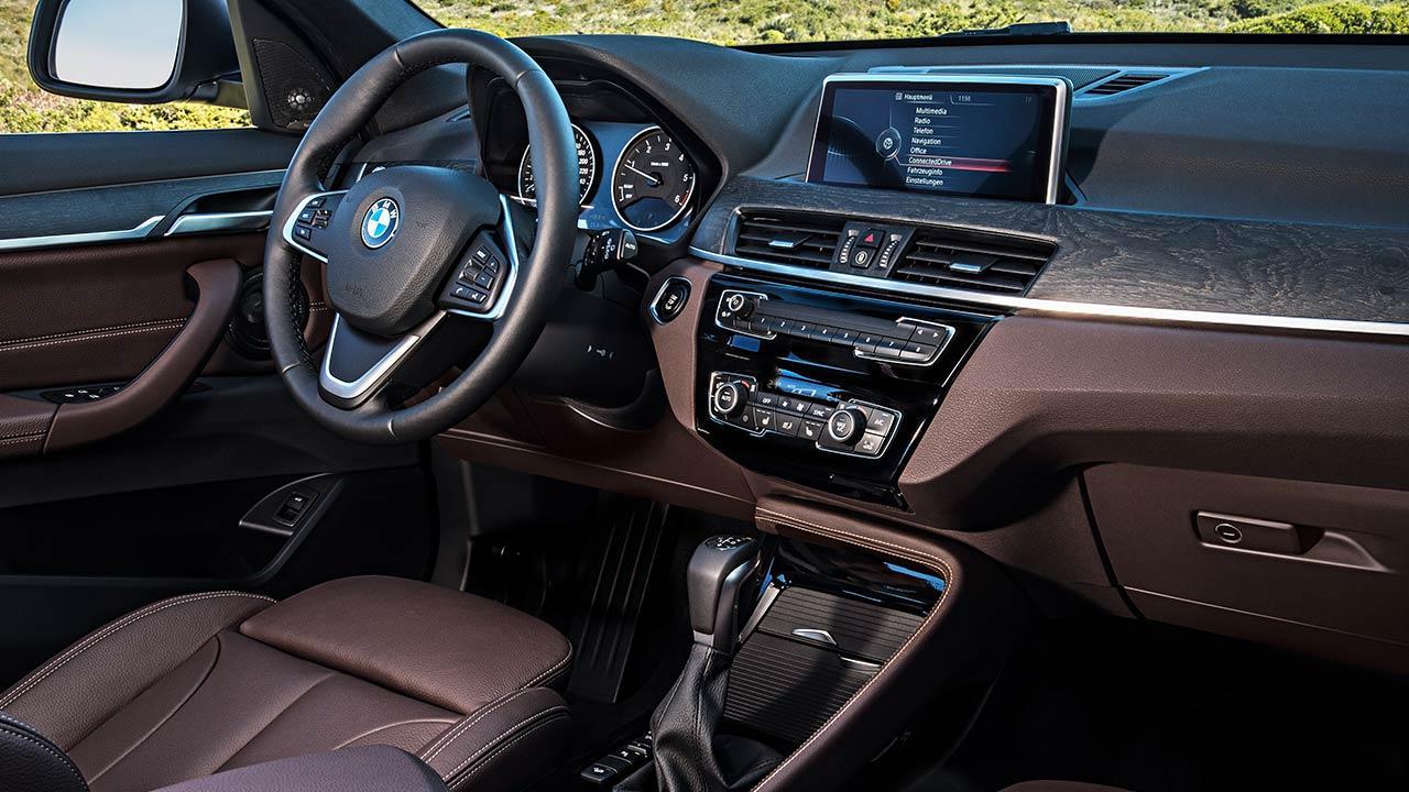BMW X1 - Cockpit