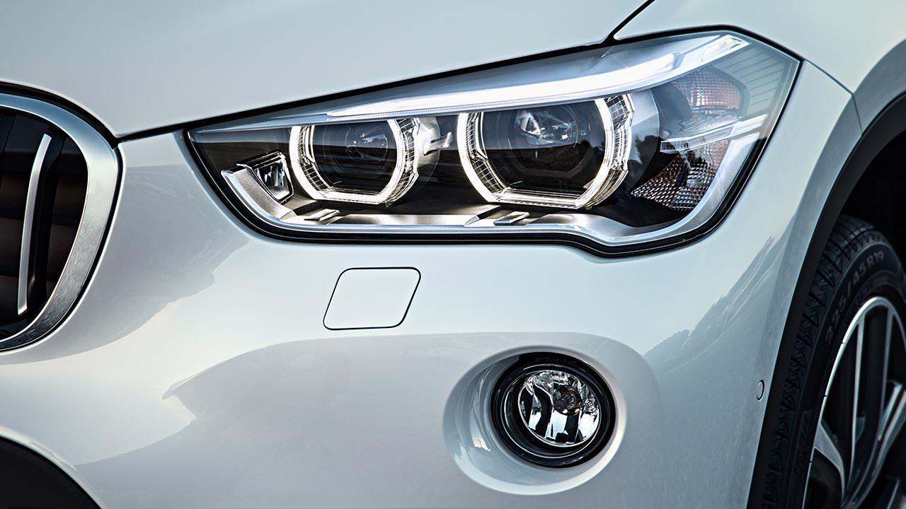 BMW X1 - Scheinwerfer