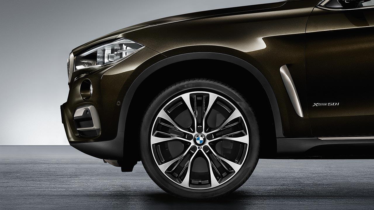 BMW X6 - Vorderrreifen