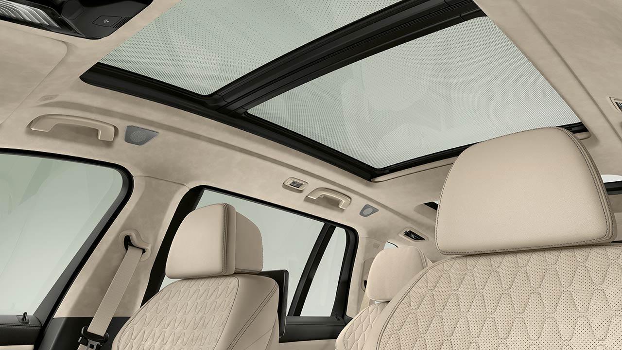 BMW X7 - Innenraum
