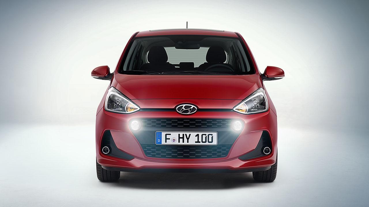 Hyundai i10 - Frontansicht