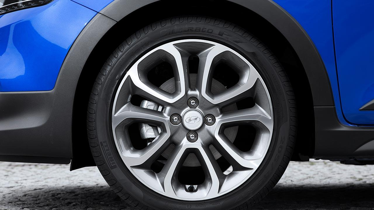 Hyundai i20 Active - Vorderrad