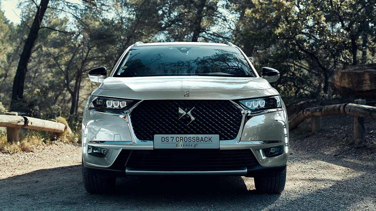 DS Automobiles DS 7 Crossback - Frontansicht