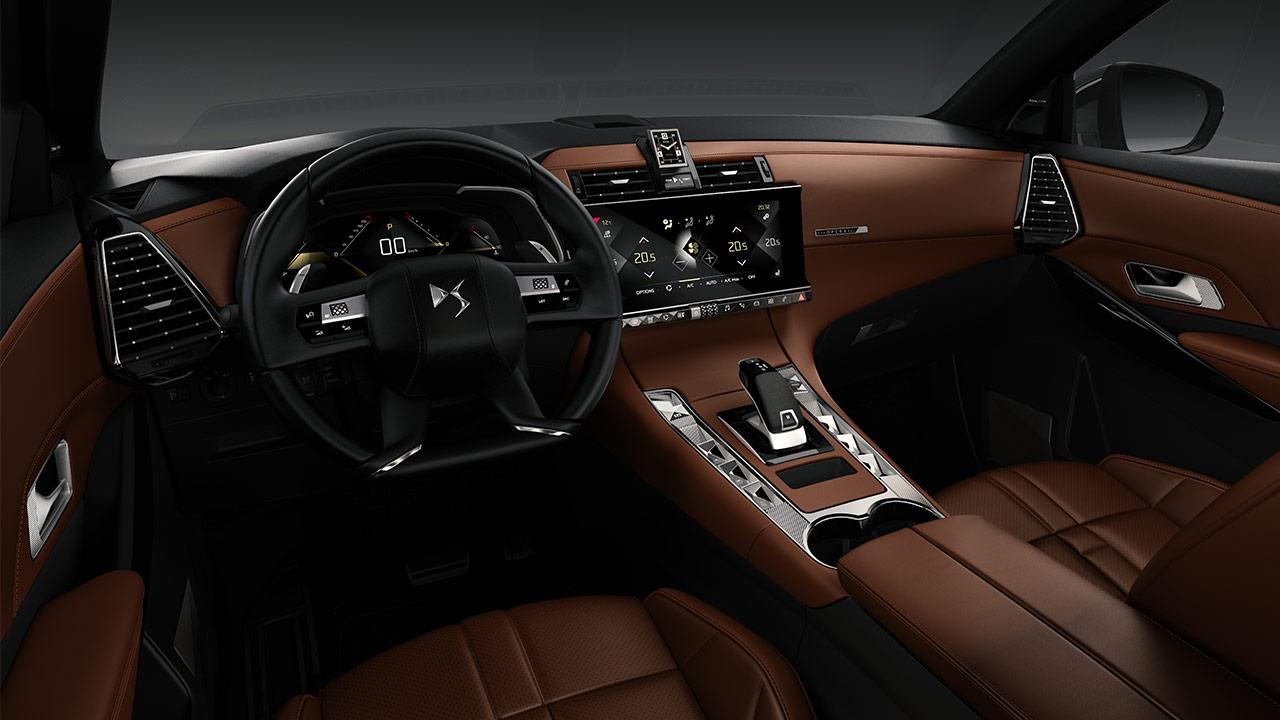 DS Automobiles DS 7 Crossback - Cockpit