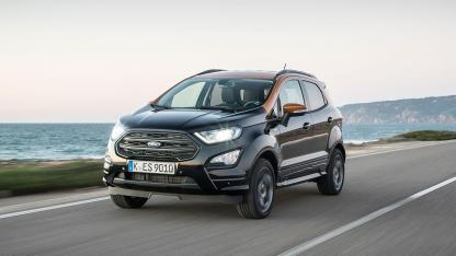 Ford EcoSport - am Meer