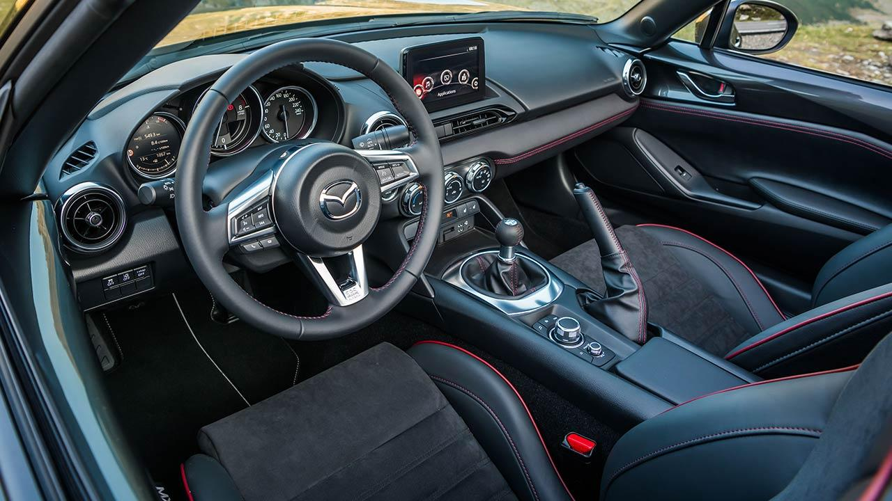 Mazda MX-5 Sondermodell 2019 - Cockpit