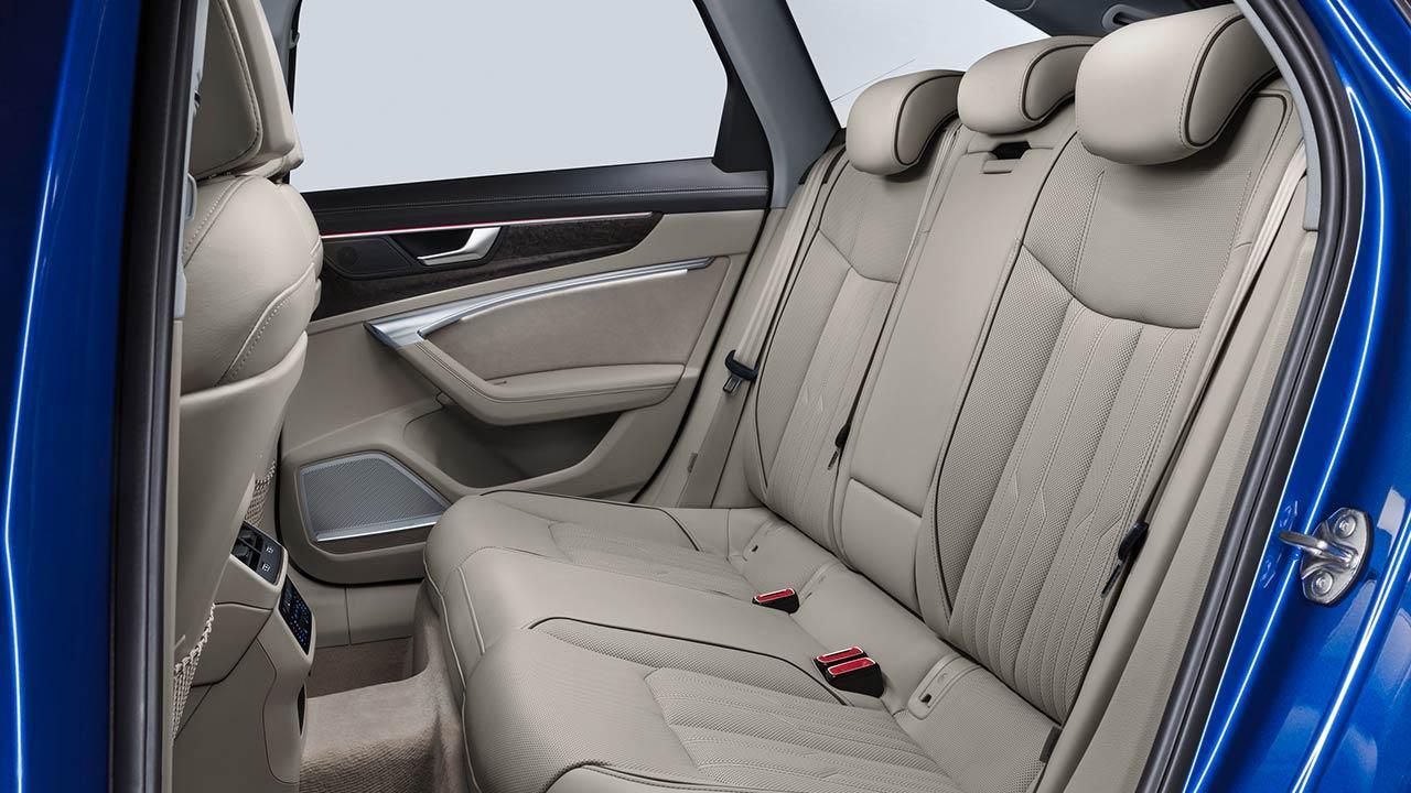 Audi A6 Avant 2018 - Rücksitz