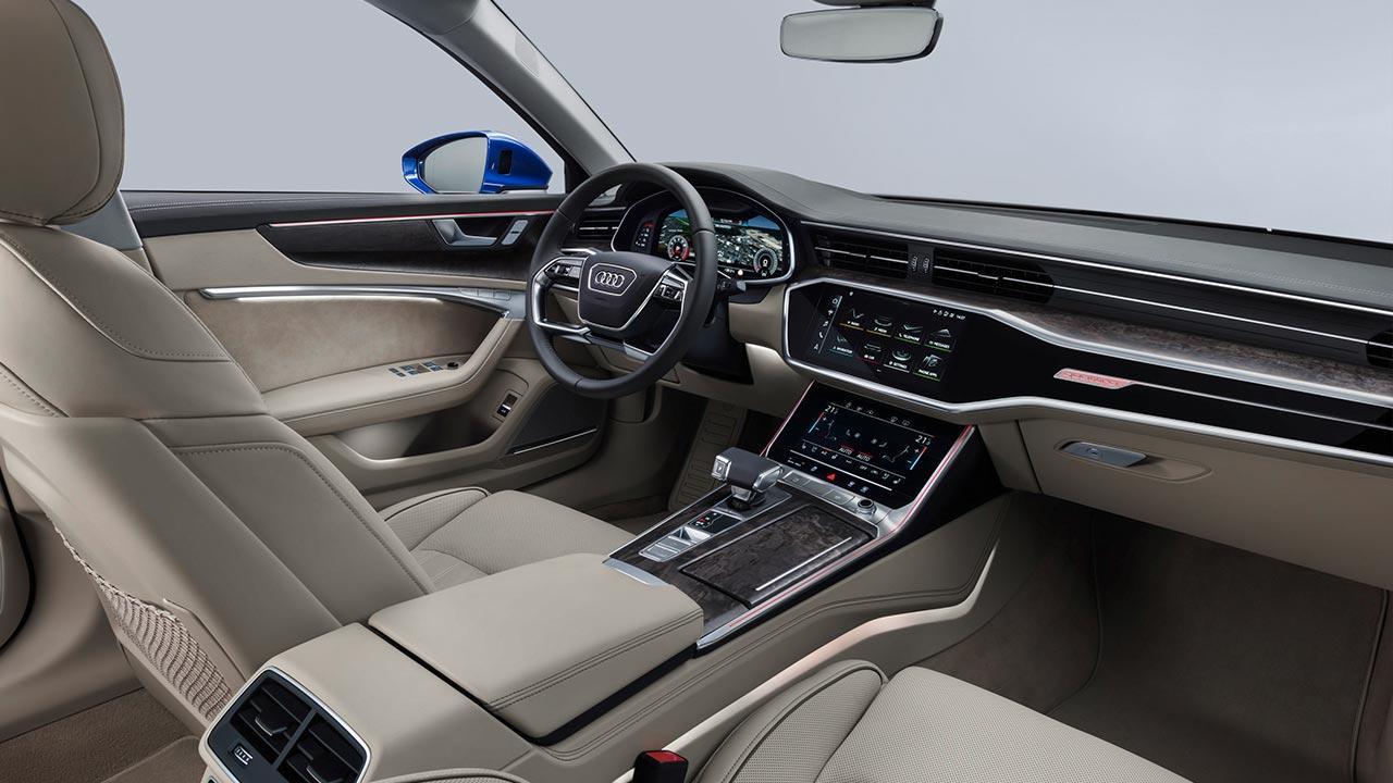 Audi A6 Avant 2018 - Cockpit
