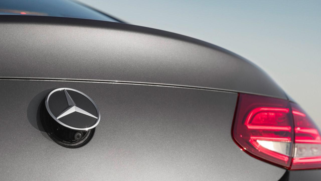 Mercedes-Benz C-Klasse Coupé - Heckklappe