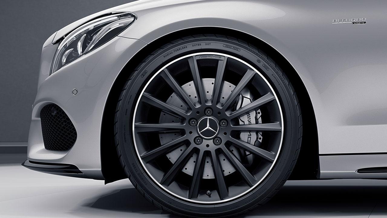 Mercedes-AMG C 43 4MATIC Cabriolet - Vorderreifen