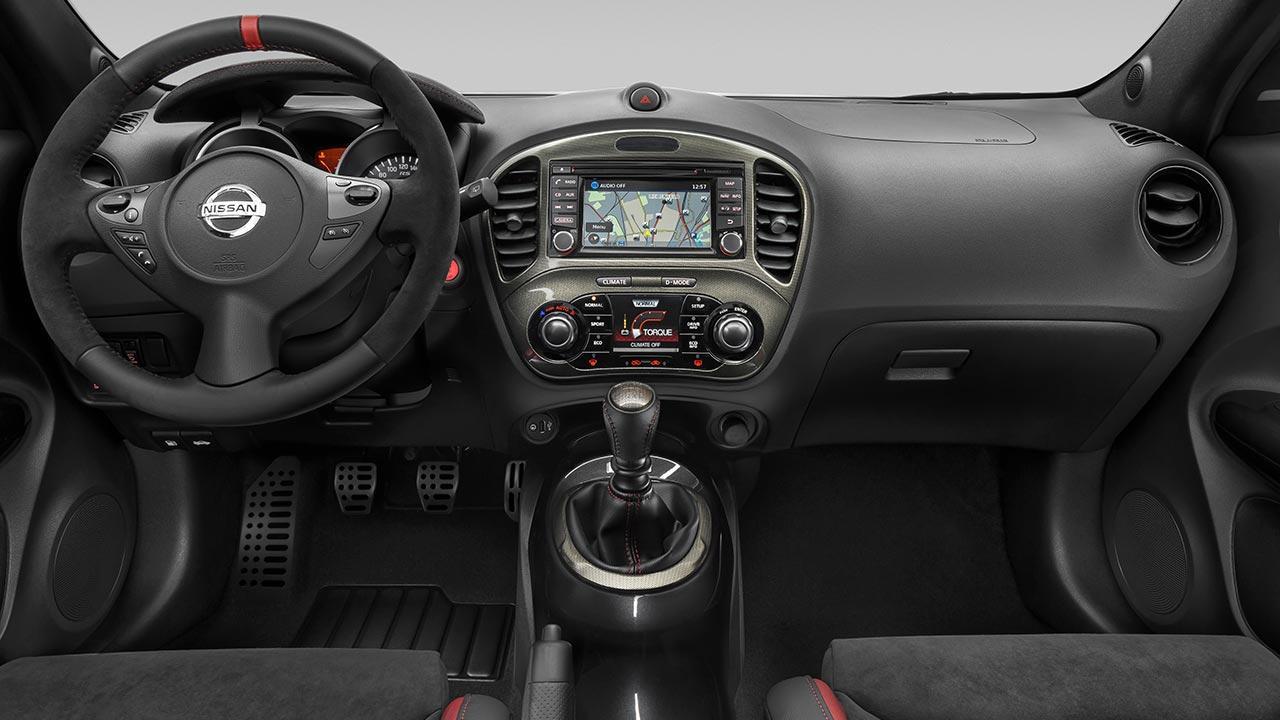 Nissan Juke - Cockpit