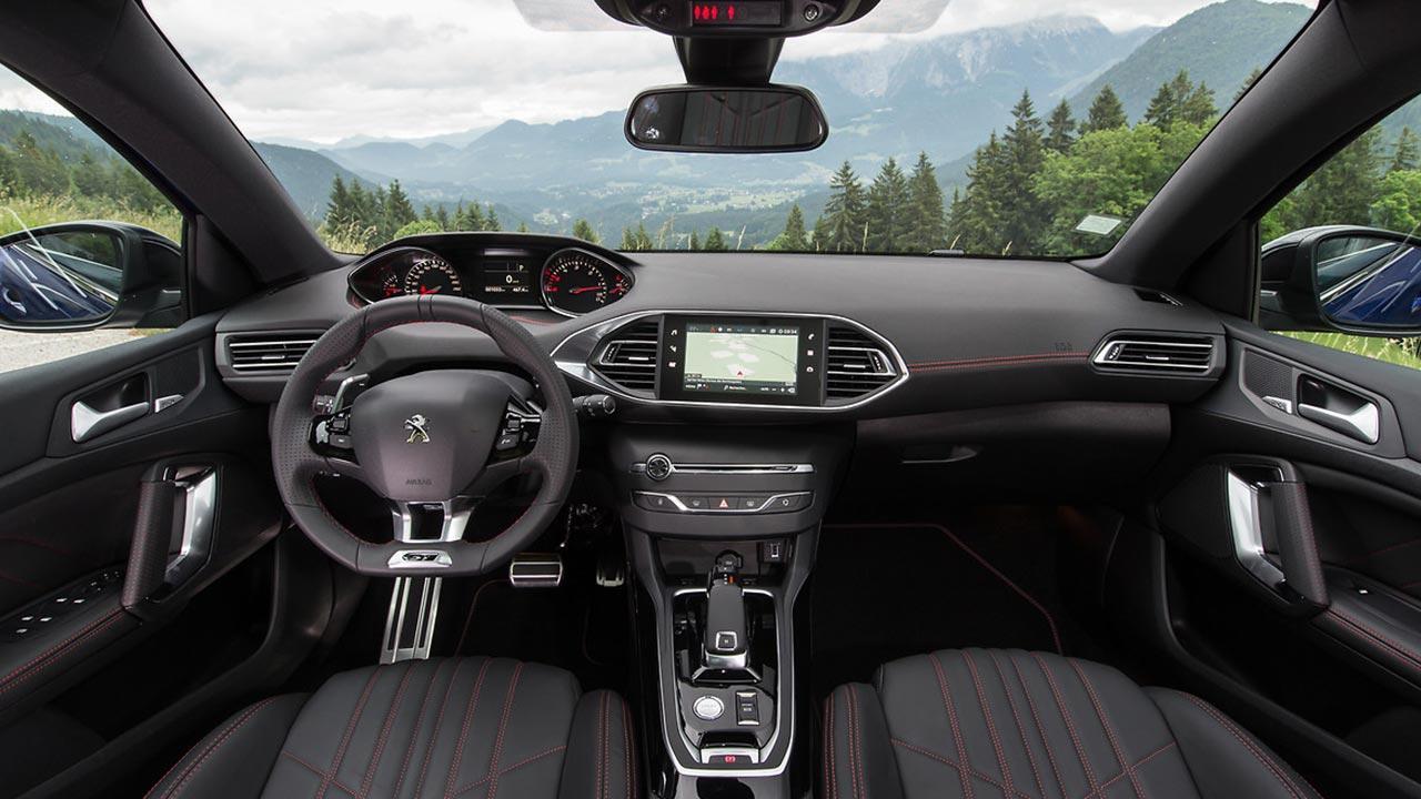 Peugeot 308 SW - Cockpit