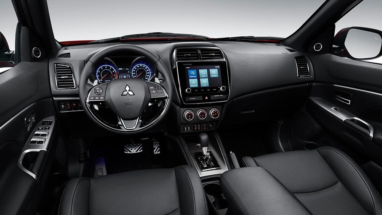 Mitsubishi ASX - Cockpit