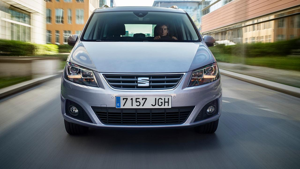 Seat Alhambra - Frontansicht