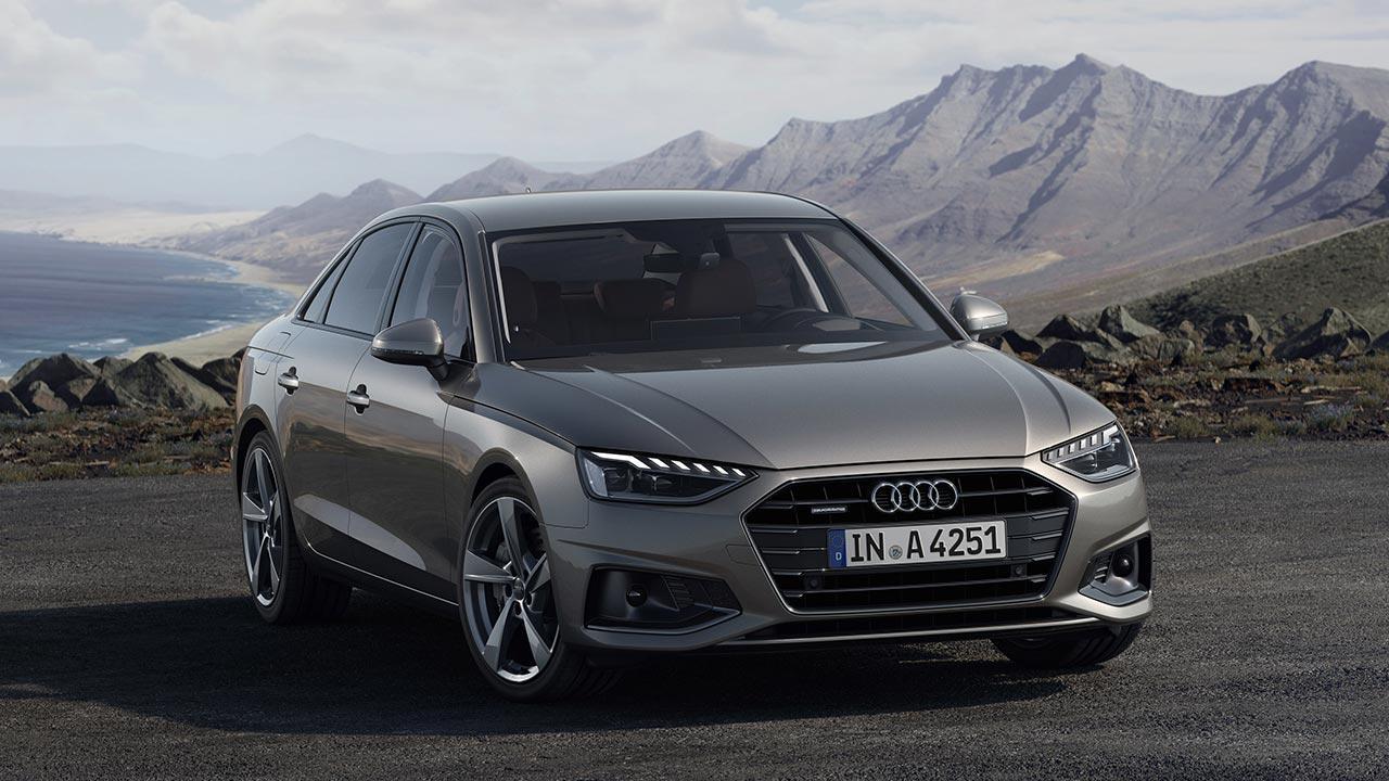 Audi A4 Limousine - Frontansicht