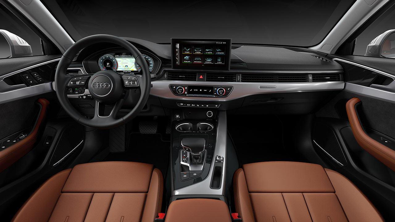 Audi A4 Limousine - Cockpit
