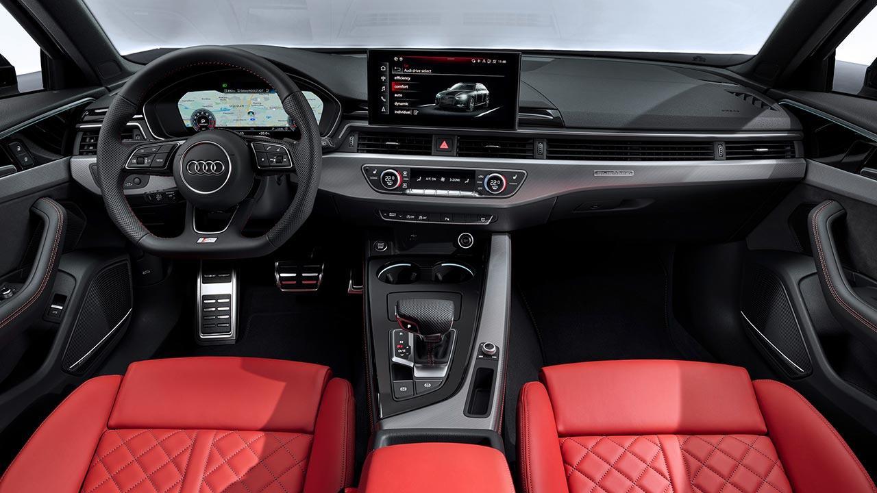 Audi A4 Avant - Cockpit