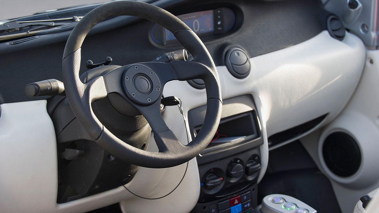 Citroen E-Mehari @ Cockpit