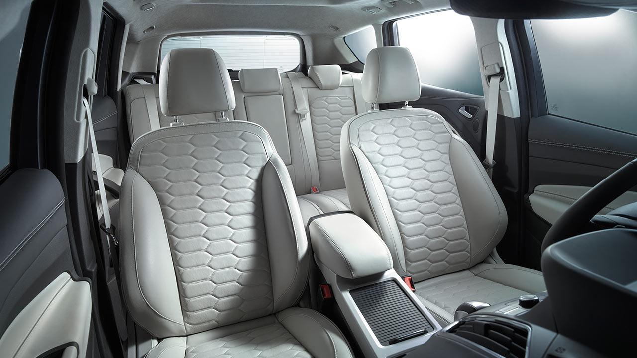Ford Kuga - Innenraum