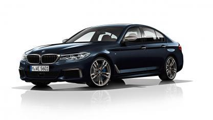 BMW M550d xDrive Limousine