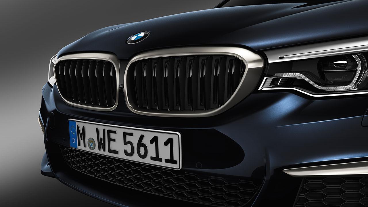 BMW 5er Touring - Kühlergrill